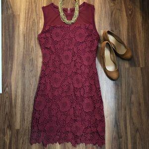 Stitch Fix Burgundy Kut From The Kloth Dress NWT